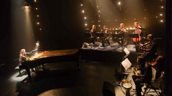 Iris daagt muzikanten uit om Aria te spelen!
