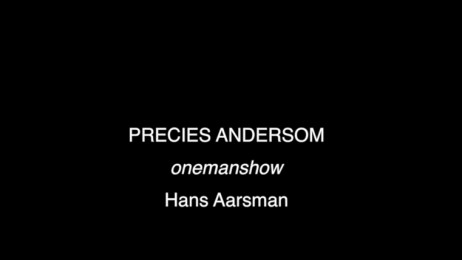trailer PRECIES ANDERSOM