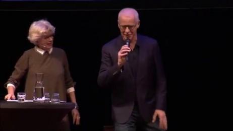 Groenman-taalprijs voor Theo (dec 2015)