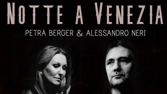 single en clip Notte a Venezia van Petra Berger is uit!