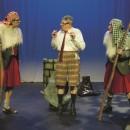 Het Volk in Dothan - podiumfoto